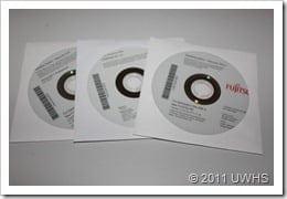 UWHS Review - Fujitsu STYLISTIC Q550 Slate - 7