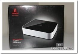 UWHS Review - Iomega Mac Companion Hard Drive 001