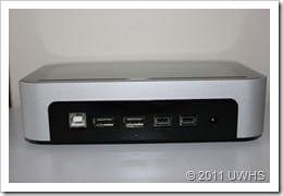 UWHS Review - Iomega Mac Companion Hard Drive 019
