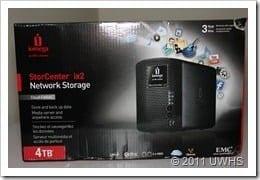 UWHS Review - Iomega StorCenter ix2-200 002