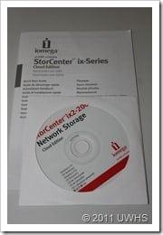 UWHS Review - Iomega StorCenter ix2-200 006