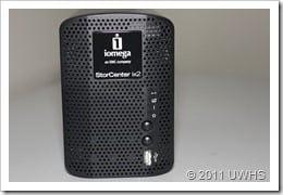 UWHS Review - Iomega StorCenter ix2-200 012