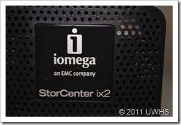 UWHS Review - Iomega StorCenter ix2-200 015