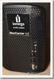UWHS Review - Iomega StorCenter ix2-200 025