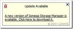 UWHS Review - Iomega StorCenter ix2-200 Cloud Edition - 8