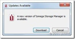 UWHS Review - Iomega StorCenter ix2-200 Cloud Edition - 9