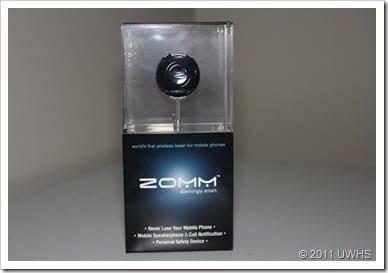UWHS Review - ZOMM Wireless Leash 001