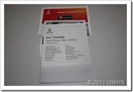 UWHS Review - iomega eGo Portable Hard Drive Mac Edition 005