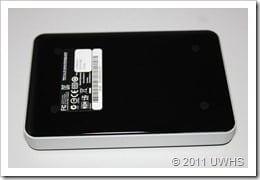 UWHS Review - iomega eGo Portable Hard Drive Mac Edition 011