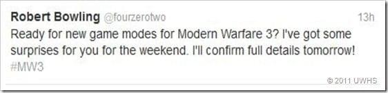 MW Tweet