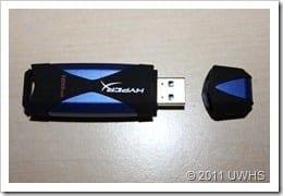 UWHS Review - DataTraveler HyperX 3.0 128GB USB Flash Drive 009