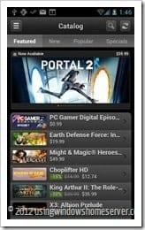 Android Steam 1