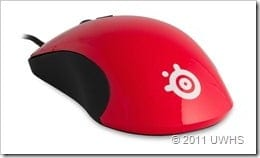 SteelSeries Kinzu v2 Pro Edition Red_Image 2
