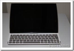 UWHS Review - ASUS Eee Pad Slider 024