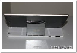 UWHS Review - ASUS Eee Pad Slider 028