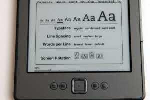 Kindle - Display Options