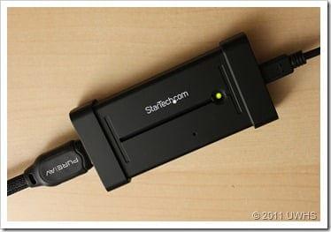 UWHS Review - StarTech USB HDMI adaptor 010