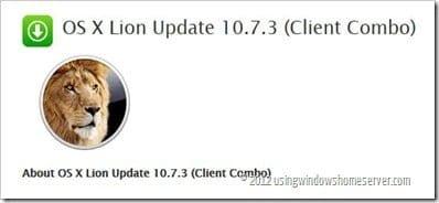Apple 10.7.3