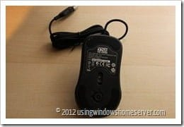 UWHS Review - SteelSeries Kinzu V2 Pro Edition Mouse 007