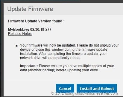 Firmware Update Wd My Book Live Duo Setup - arfasr