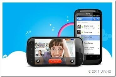 Skype for Android Updated with new calling interface and