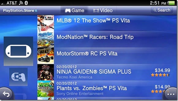 PS Store Games