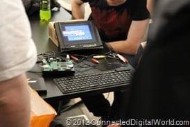 CDW at Sci Fi London Horizons 6th May 2012 097