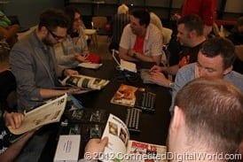 CDW at Sci Fi London Horizons 6th May 2012 144
