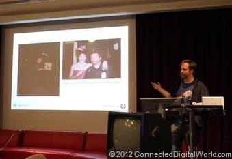 CDW at Sci Fi London Horizons 6th May 2012 211