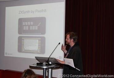 CDW at Sci Fi London Horizons 6th May 2012 224