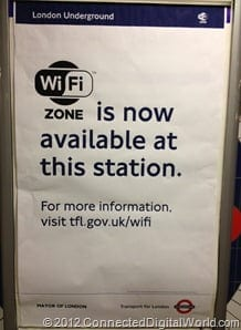 CDW - WiFi on the London Underground - 1