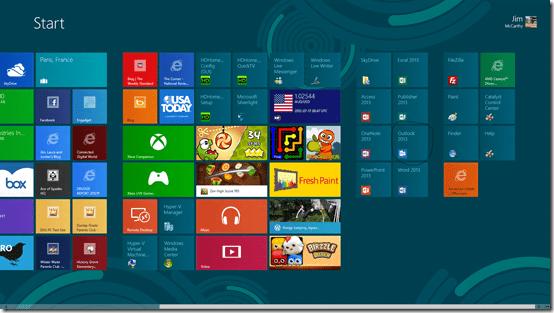0 Office on the Desktop