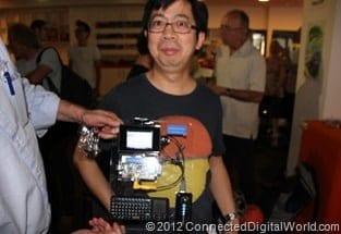 CDW - A Portable Raspberry Pi - 13