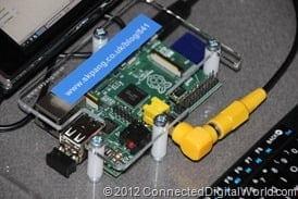 CDW - A Portable Raspberry Pi - 2