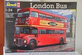CDW - Revell London Bus - 3