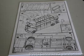 CDW - Revell London Bus - 7