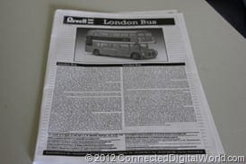 CDW - Revell London Bus - 8