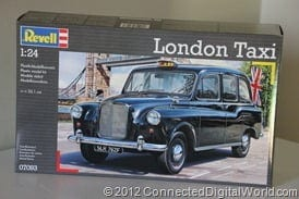 CDW - Revell London Taxi - 1