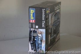 CDW - Revell London Taxi - 3