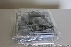 CDW - Revell London Taxi - 6