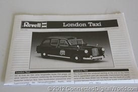 CDW - Revell London Taxi - 7