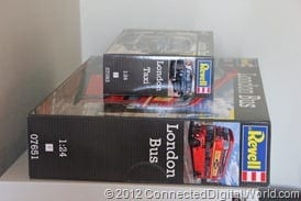 CDW - Revell London Taxi and Bus