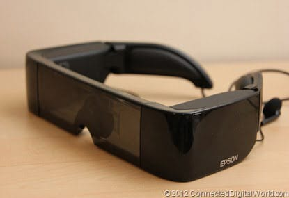 CDW Review of the Epson Moverio BT-100 See-Through Mobile Viewer 035