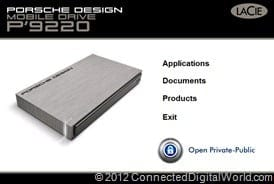 CDW Review of the LaCie Porsche Design Mobile Drive P9220 - 16
