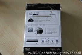 CDW Review of the LaCie Porsche Design Mobile Drive P9220 - 2