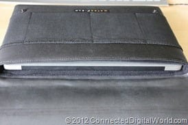 CDW Review of the Waterfield Designs CitySlicker MacBook Air case - 10