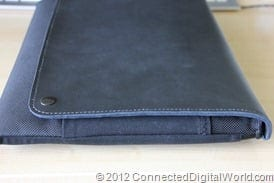 CDW Review of the Waterfield Designs CitySlicker MacBook Air case - 12