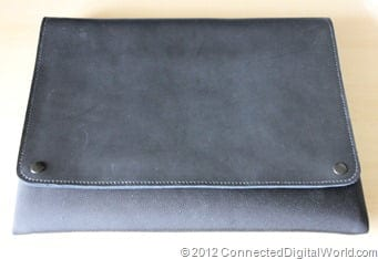 CDW Review of the Waterfield Designs CitySlicker MacBook Air case - 1