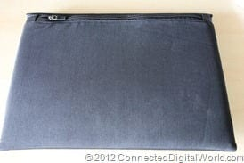 CDW Review of the Waterfield Designs CitySlicker MacBook Air case - 2