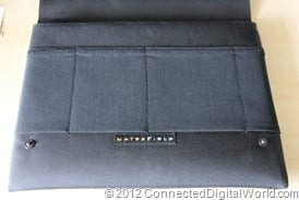 CDW Review of the Waterfield Designs CitySlicker MacBook Air case - 5